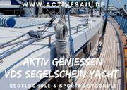 Ausbildungstörn zum VDS Segelschein Yacht