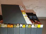 Sammlung 1220 Zollstöcke