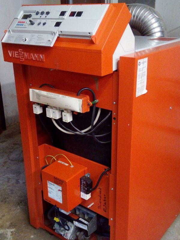 Gasheizung Viessmann Rexola-biferral-RN 18kW mit