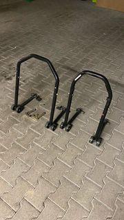 Motorradständer Montageständer Montagehilfe Universal