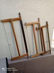 Holzsägen 3 Stück
