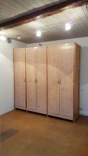Schlafzimmerschrank System LUNDIA