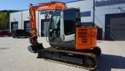 Hitachi ZX85 Mini-bagger Hitachi ZX85