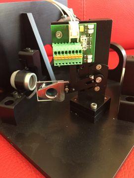 Elektronik - Rofin Laser Steuermotor im Alublock