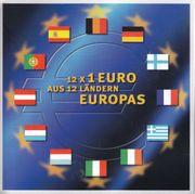 Einführung des Euro - 12 x