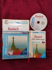 Buch CD Sprachen Russisch Assimil