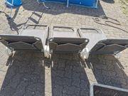 3 x Strand Liegestühle