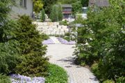 Gartengestaltung Secheli Rasenpflege uvm