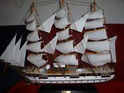 Modell-Segelschiff