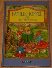 Oster-Buch Familie Hoppel und ihre