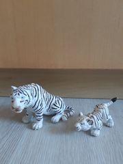 schleich Tiger weiß