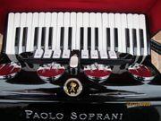 Akkordeon Paolo Soprani 96 B