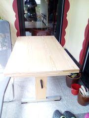 Tisch Ausziehbar und höhenverstellbar