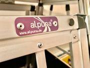 ALPUNA Hundebox 75x73x99cm Alu