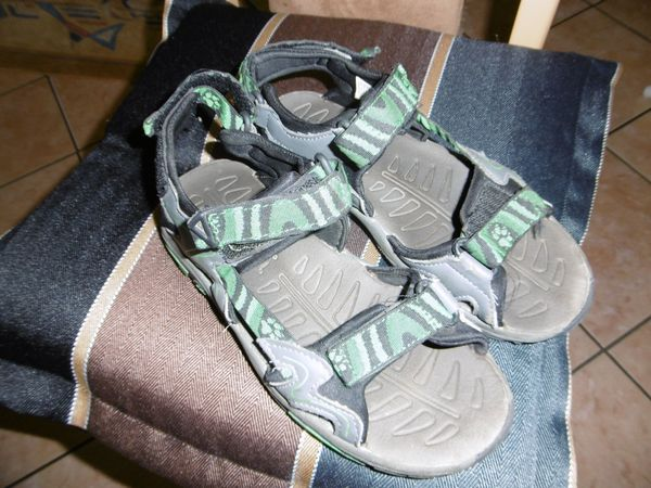 info for e456c 77276 Kinderschuhe Kinder Sandalen Jack Wolfskin Gr. 36 in ...