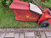 Benzinrasenmäher von Wolf NOCH DA