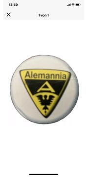 Magnetpin Alemannia Aachen Fußball Pon