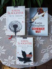 3er-Set Psychothriller von Karin Slaughter