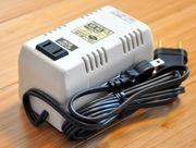 Spannungswandler Transformator - IN 110-240V OUT 100V