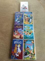 7 verschiedene Walt Disney Original