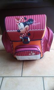 Grundschulranzen Minnie Mouse