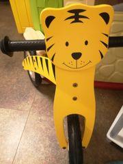 Neues TIGER-Holzlaufrad