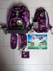 Schulranzen- Schulrucksack 8-tlg Set von