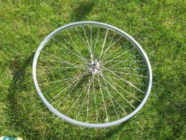 Fahrradzubehör, -teile - Fahrradfelge vorne Laufradgröße 28 Zoll