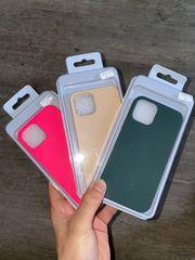 silicon Hülle für iPhone 12
