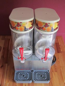 Bild 4 - Slushmaschine Ugolini 2x 10 Liter - Kotzenbüll