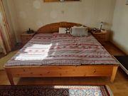 Schlafzimmermöbel Bett Kleiderschrank Kommode