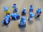 Hippos aus Überraschungseiern