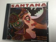 Santana Live CD new world -