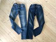 Jeanshosen Größe 140 pro Hose