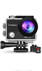 Crosstour CT9000 Action Cam Unterwasserkamera