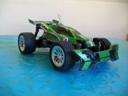 RC Carrera Green Snake Versand