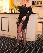 Die Sekretärin Annabelle am Bodensee