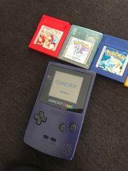 Game Boy Colour mit 5