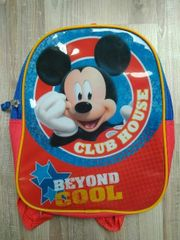 Mickey Maus Kinder Rucksack NEU