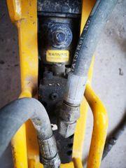 Hydraulischer Abbruchhammer