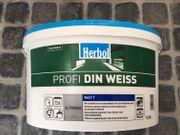Herbol Profi DIN Weiss 12