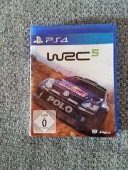 WRC5 für PS4- neuwertig