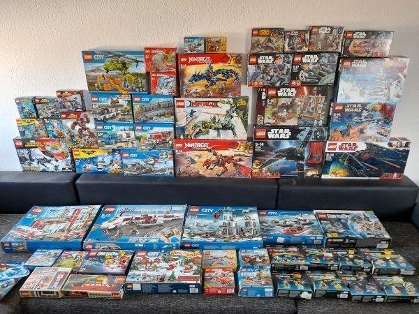 Lego Konvult Sammlung