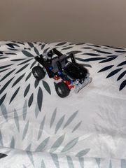 Lego Technic 8066 Jeep 2