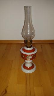 Petroleum Lampe