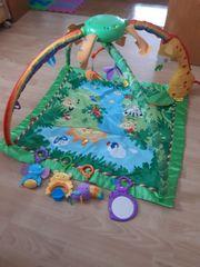 Spielbogen mit matte Regenforest