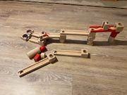 Kugelbahn Holz