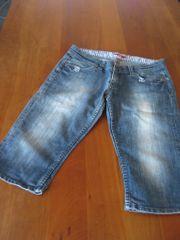 Jeansbermuda von MEXX Größe W