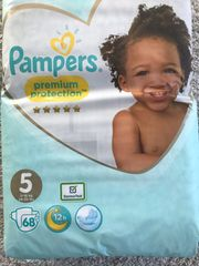 Pampers Premium Protection Gr 5