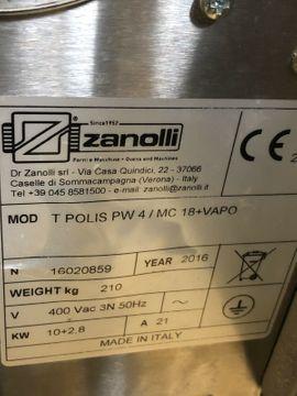 Pizza ofen Zanolli Teorema Polis: Kleinanzeigen aus Stuttgart Nord - Rubrik Gastronomie, Ladeneinrichtung